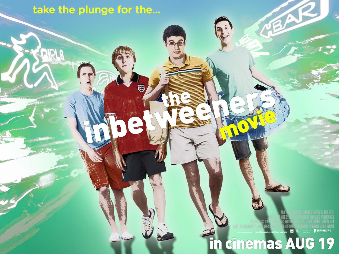 The Inbetweeners MovieEnda McDonagh | Enda McDonagh